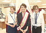 TAKARAZUKA NEWS Pick Up「再び登場!! キャトルレーヴ宣伝部長! with 部員」
