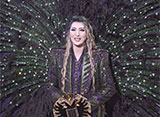 東京宝塚劇場初日舞台挨拶&パレード 月組『エリザベート−愛と死の輪舞−』
