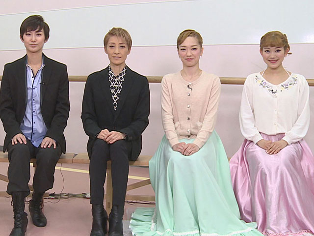 TAKARAZUKA NEWS Pick Up #595「轟悠ディナーショー『Yu, Un jour chantant』稽古場レポート」〜2018年11月より〜