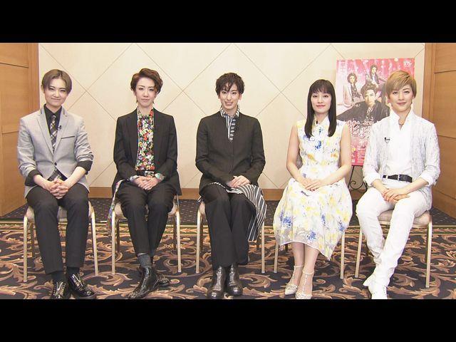 TAKARAZUKA NEWS Pick Up #616「花組『花より男子』インタビュー」〜2019年5月より〜