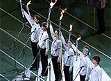 選手入場、選手宣誓 〜「宝塚歌劇90周年記念大運動会」より
