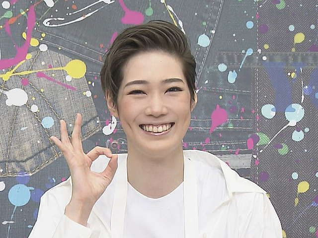 TAKARAZUKA NEWS Pick Up「You☆教えてよ!スターに聞きたい10のコト  愛月 ひかる」