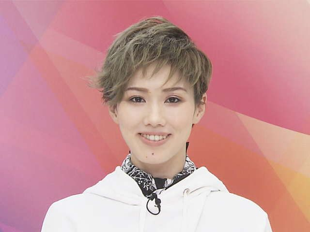TAKARAZUKA NEWS Pick Up「true colors 彩風咲奈」