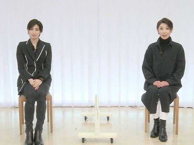 TAKARAZUKA NEWS Pick Up #669「花組宝塚大劇場公演『アウグストゥス−尊厳ある者−』『Cool Beast!!』稽古場トーク」〜2021年3月より〜
