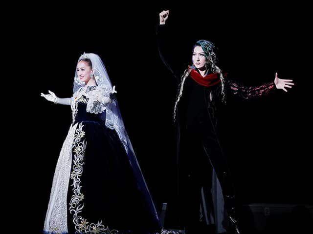 エリザベート−愛と死の輪舞−('18年月組・東京・千秋楽)
