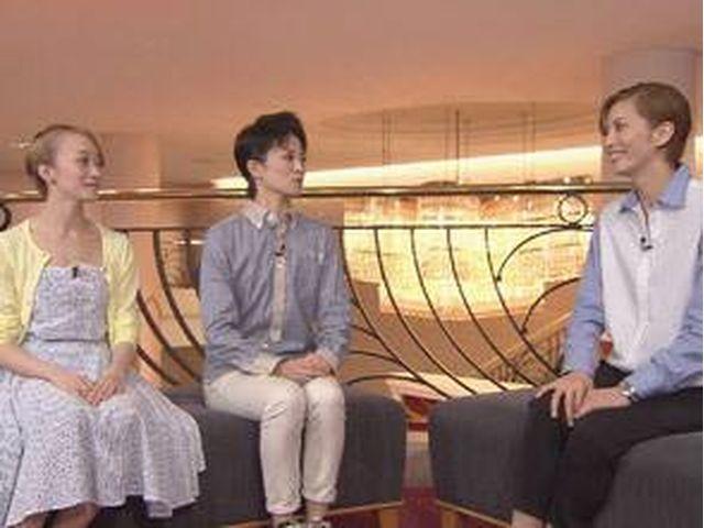 TAKARAZUKA NEWS Pick Up 「マナハルとモモの教えてプリーズ! 壮一帆」〜2014年8月より〜