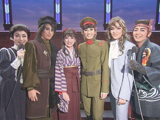 TAKARAZUKA NEWS Pick Up「花組 シアター・ドラマシティ公演 『はいからさんが通る』 突撃レポート」〜2017年10月より〜