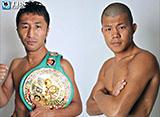 内藤大助×亀田興毅(2009) WBC世界フライ級タイトルマッチ