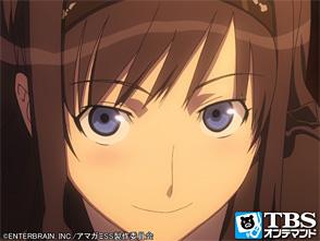 TBSオンデマンド「アマガミSS #1 アコガレ」
