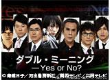 ダブル・ミーニング—— Yes or No?