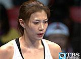 高野人母美×ラッナダ・ソーウォラシン(2014) 女子バンダム級6回戦