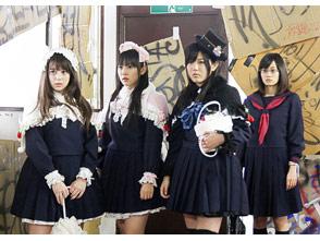 テレビ東京オンデマンド「マジすか学園 #4」