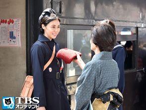 TBSオンデマンド「スペシャルドラマ『レッドクロス〜女たちの赤紙〜』 第1夜」