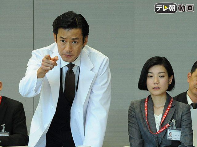 テレ朝動画「グッドパートナー 無敵の弁護士 #5」
