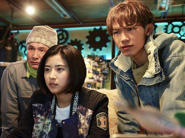 テレビ東京オンデマンド「ナイトヒーローNAOTO #8」