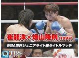 崔龍洙×畑山隆則(1997)