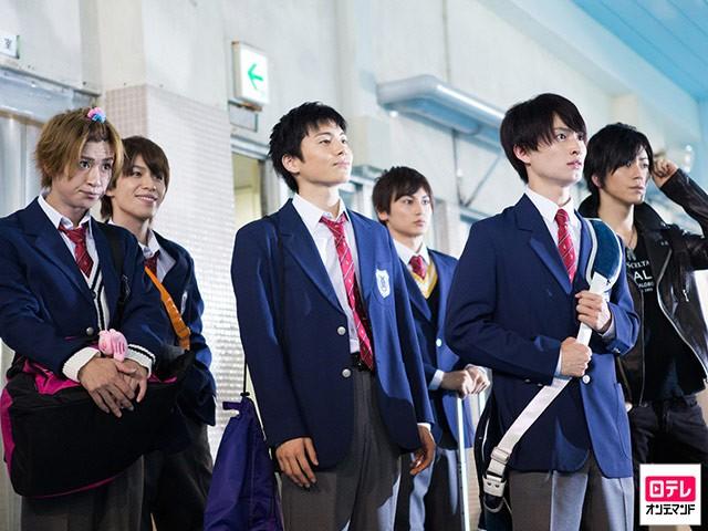 日テレオンデマンド「男水!#4」