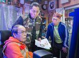 テレビ東京オンデマンド「三匹のおっさん3 〜正義の味方、みたび!!〜 #1」