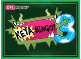 日テレオンデマンド「KEYABINGO!3」 30daysパック