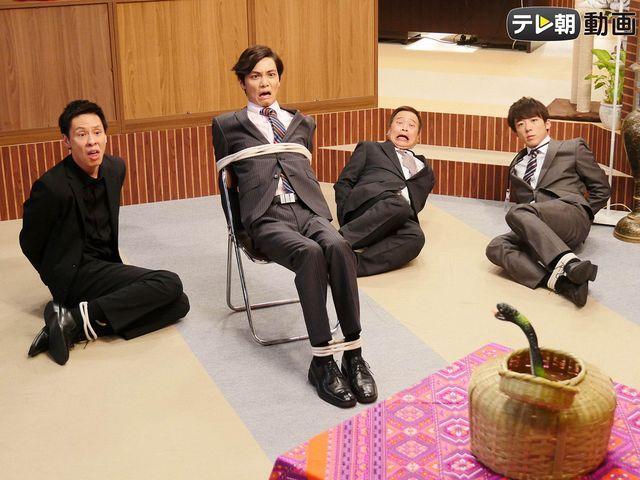 テレ朝動画「民王 番外編 秘書貝原と6人の怪しい客 #6」