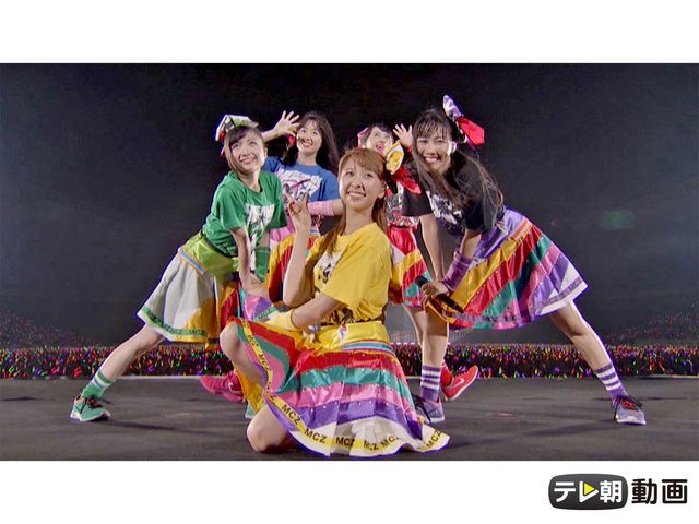 テレ朝動画「ももクロChan〜Momoiro Clover Z Channel〜 #347」