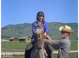 TBSオンデマンド「兼高かおる世界の旅 #378 モンタナの牧場」