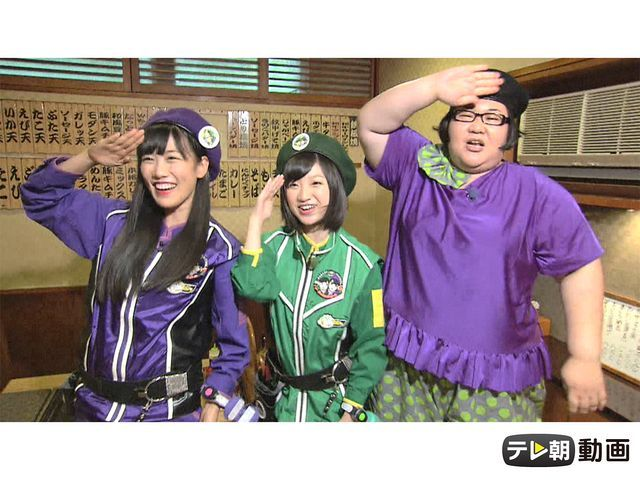 テレ朝動画「ももクロChan〜Momoiro Clover Z Channel〜 #353」