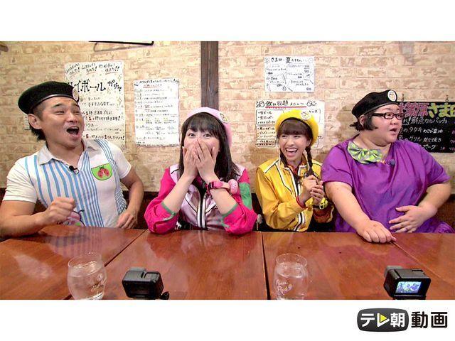 テレ朝動画「ももクロChan〜Momoiro Clover Z Channel〜 #355」