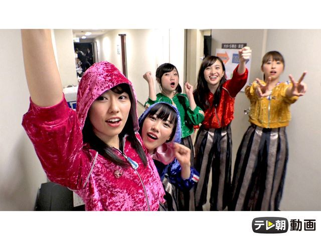 テレ朝動画「ももクロChan〜Momoiro Clover Z Channel〜 #363」