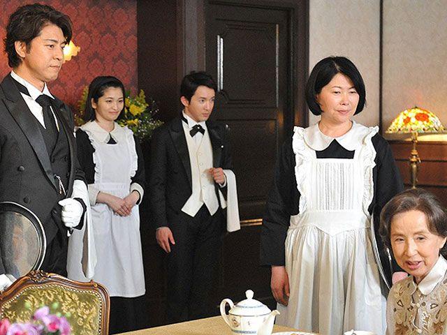 テレビ東京オンデマンド「執事 西園寺の名推理 #1」