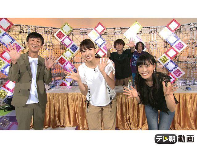 テレ朝動画「ももクロChan〜Momoiro Clover Z Channel〜 #400(2018/8/21放送DX)」