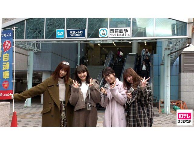 日テレオンデマンド「NOGIBINGO!10 #11」