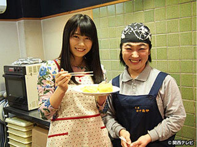 カンテレドーガ「横山由依(AKB48)がはんなり巡る 京都 いろどり日記 #6」