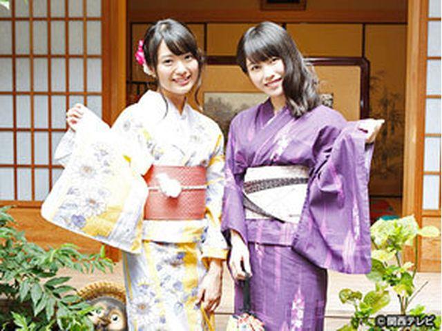 カンテレドーガ「横山由依(AKB48)がはんなり巡る 京都 いろどり日記 #13」