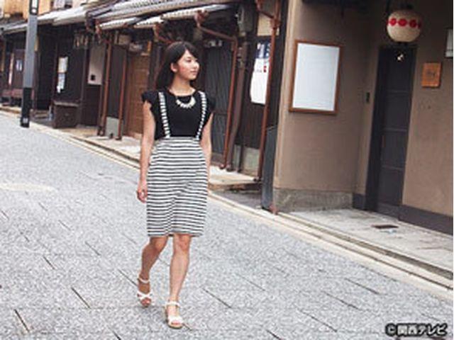 カンテレドーガ「横山由依(AKB48)がはんなり巡る 京都 いろどり日記 #14」