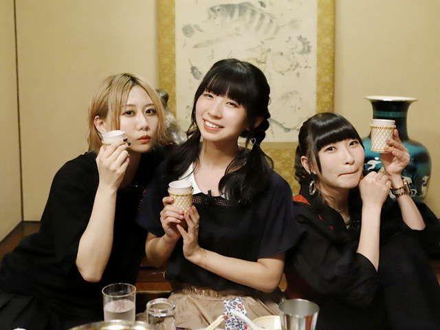 古川未鈴と古畑奈和のいにしえ乙女酒 #18