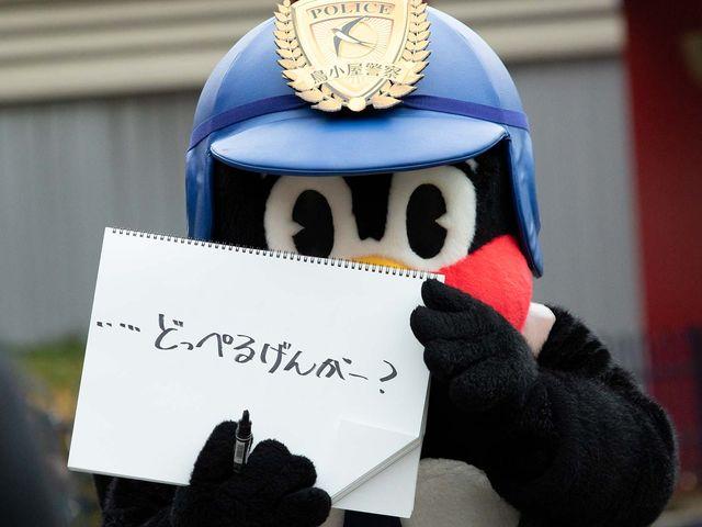 つばめ刑事 #8 どっぺるげんがーあらわる