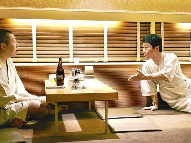 テレビ東京オンデマンド「サ道 #10 天空のアジトで男泣きにととのう」