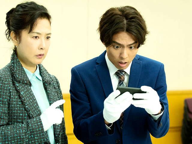 テレビ東京オンデマンド「特命刑事カクホの女2 #5」