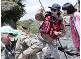 テレビ東京オンデマンド「ひとりキャンプで食って寝る 第2話 磯釣りはひとりの始まり」