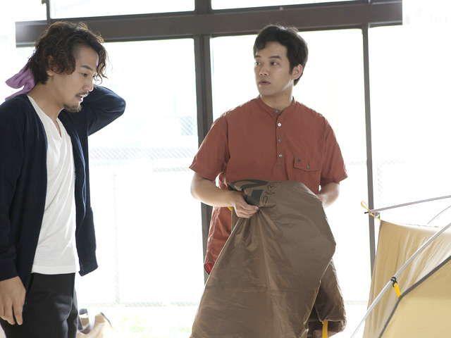 テレビ東京オンデマンド「ひとりキャンプで食って寝る 第5話 家キャンプでサバ缶づくし」