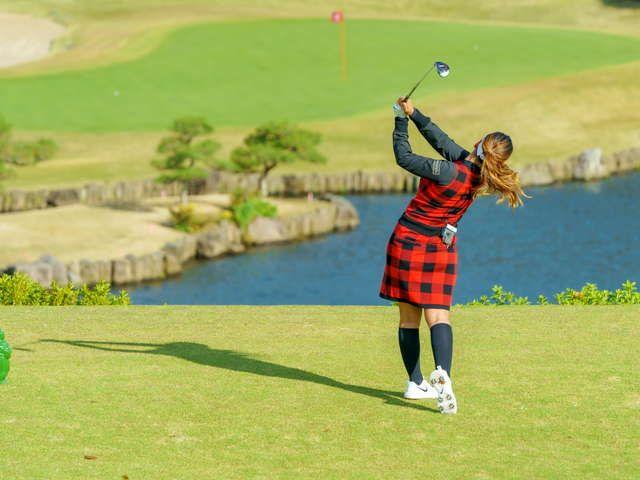 白金台女子ゴルフ部 第7話 準決勝第1試合〜後半戦〜