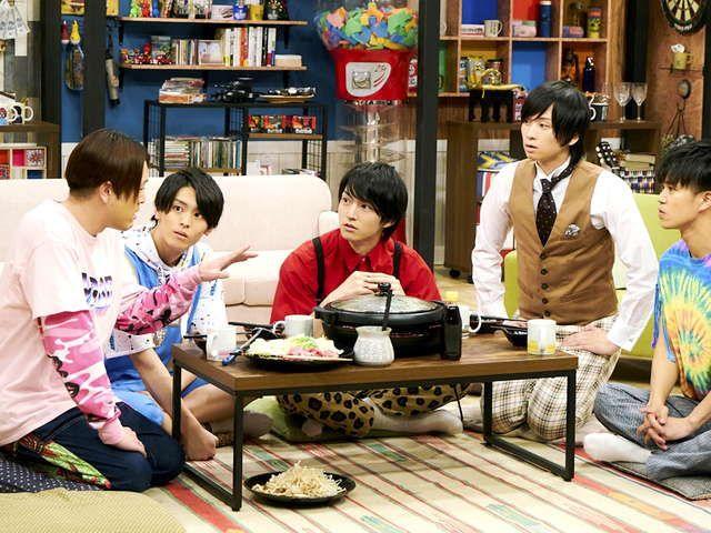 テレビ東京オンデマンド「テレビ演劇 サクセス荘 第7回 『鍋パーティーでサクセス』」