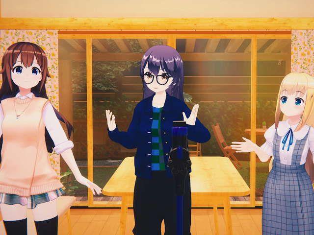 テレビ東京オンデマンド「四月一日さん家と 第4話 『四月一日さん家と笑いのファンタジスタ』」