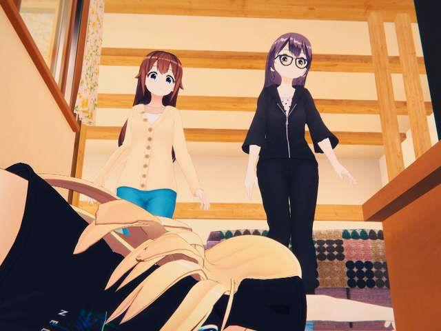 テレビ東京オンデマンド「四月一日さん家と 第5話 『四月一日さん家といたこ』」