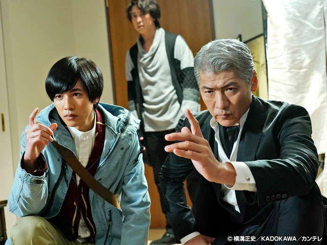 カンテレドーガ「探偵・由利麟太郎 #5」