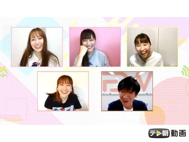 テレ朝動画「ももクロChan〜Momoiro Clover Z Channel〜 #505(2020/06/16放送DX)」