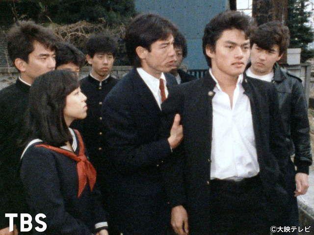 TBSオンデマンド「スクール・ウォーズ~泣き虫先生の7年戦争~ #16 ...