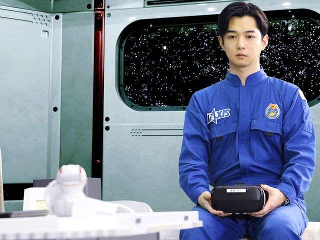 テレビ東京オンデマンド「40万キロかなたの恋 第3話」
