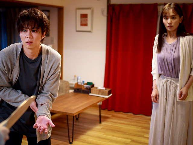 テレビ東京オンデマンド「ただ離婚してないだけ 第3話」